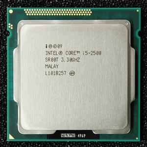 Intel Core i5 2500 3.3GHz LGA-1155 Sandy Bridge CPU